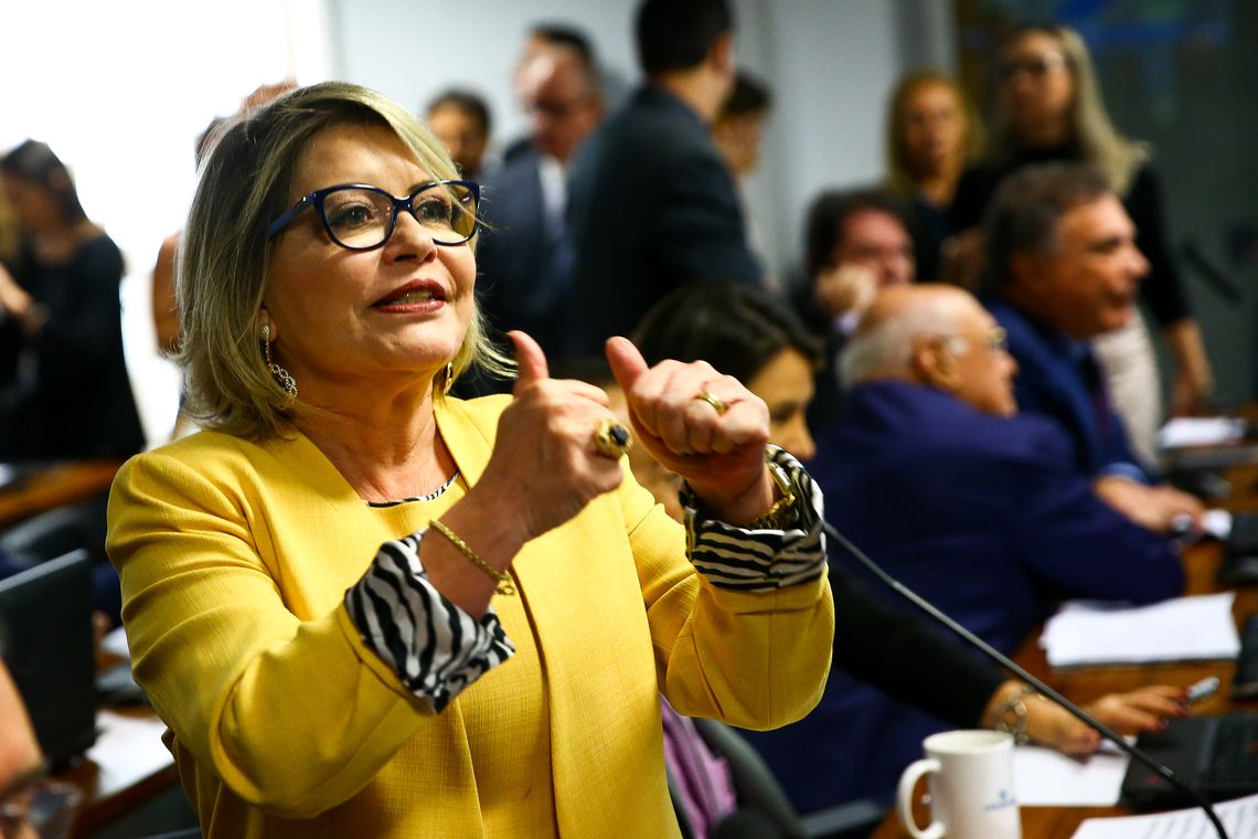 Photo of TSE cassa mandato da senadora Selma Arruda