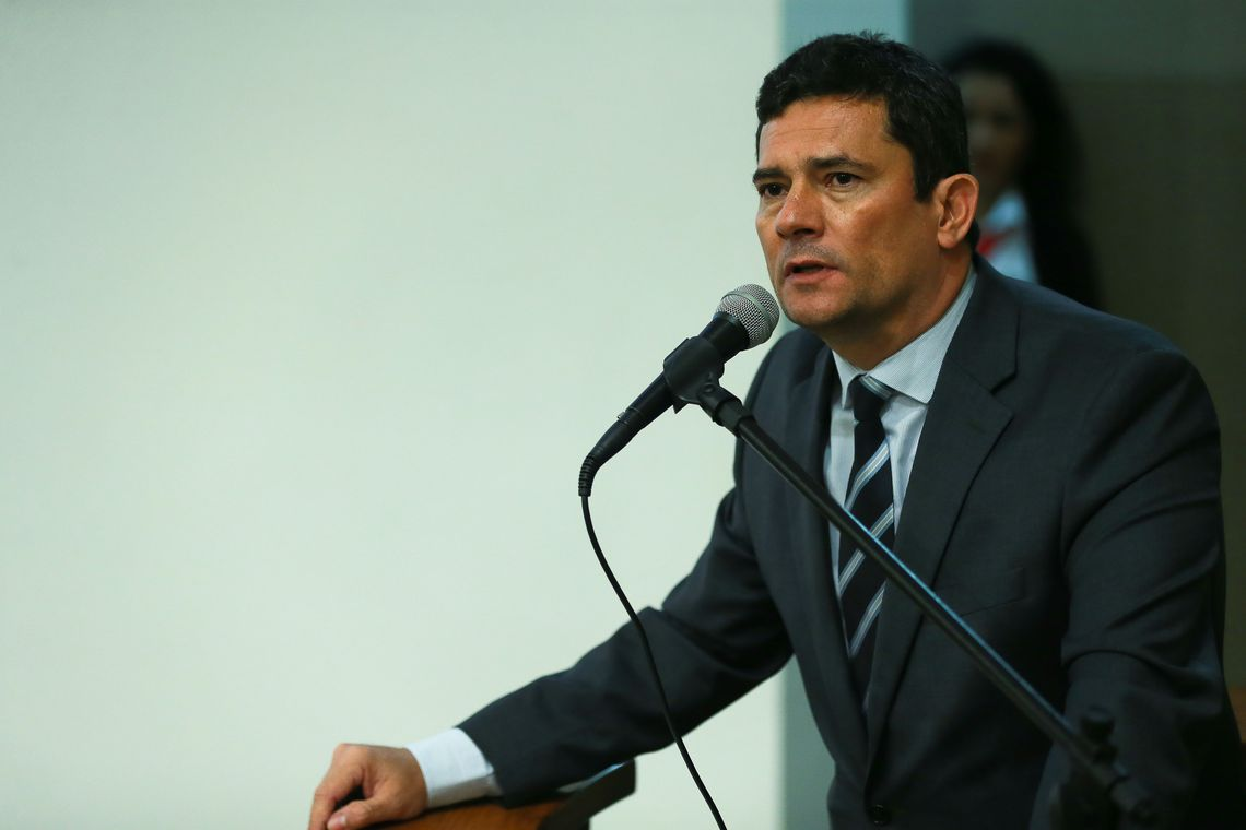 Photo of Moro lança lista de criminosos mais procurados do país
