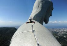 Photo of Cristo Redentor passa por desinfecção antes da reabertura no sábado